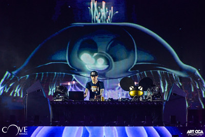 Deadmau5 at Cove Manila (12)