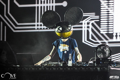 Deadmau5 at Cove Manila (7)