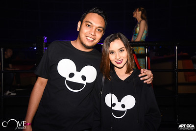 Deadmau5 at Cove Manila (18)