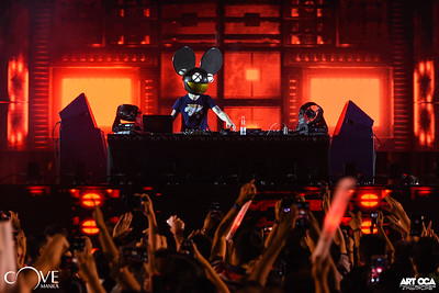 Deadmau5 at Cove Manila (3)