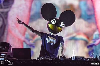 Deadmau5 at Cove Manila (1)