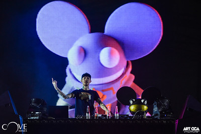Deadmau5 at Cove Manila (8)