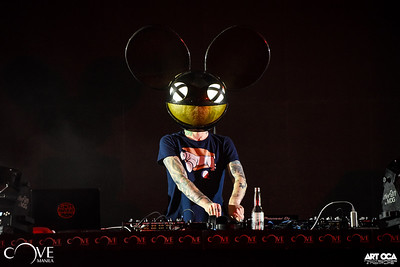 Deadmau5 at Cove Manila (4)