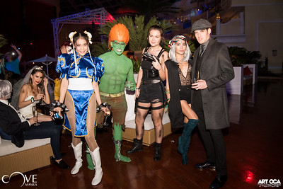 Haunted Halloween at Cove Manila (18)