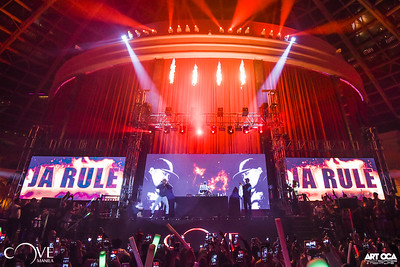 Ja Rule at Cove Manila (2)