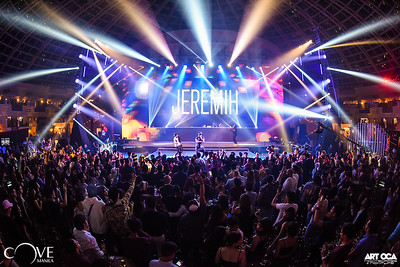 Jeremih, Tujamo at Cove Manila (3)