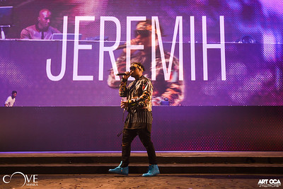 Jeremih, Tujamo at Cove Manila (1)