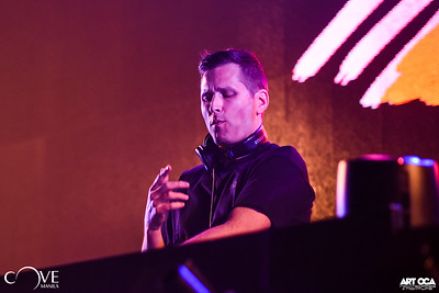 Kaskade at Cove Manila (1)