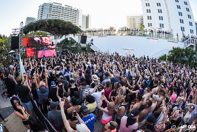 Kaskade's Sunsoaked at 1 Hotel Miami (1)