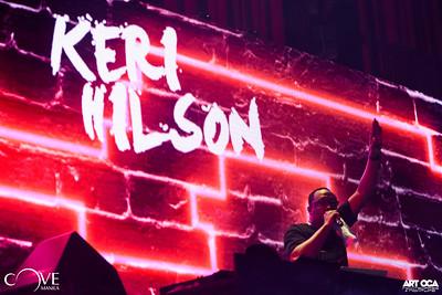 Keri Hilson at Cove Manila (11)