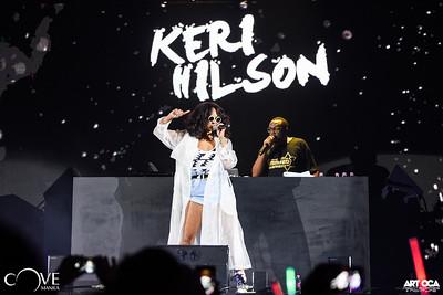 Keri Hilson at Cove Manila (7)