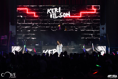 Keri Hilson at Cove Manila (18)