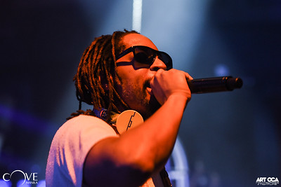 Lil Jon at Cove Manila (1)