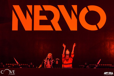 Nervo at Cove Manila (1)