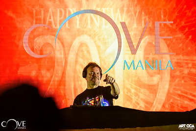 Pete Tong at Cove Manila NYE (2)