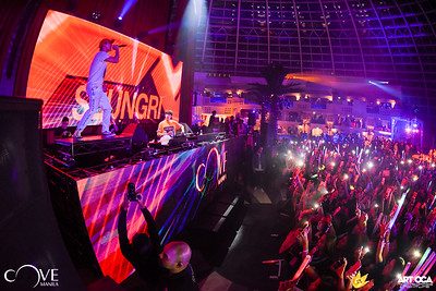 Seungri, Glory and TPA at Cove Manila (4)