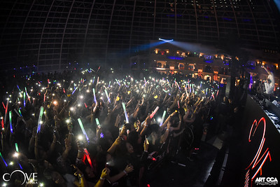 Seungri, Glory and TPA at Cove Manila (3)