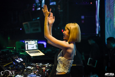 DJ Cyndi at Cove Manila (11)
