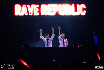 Rave Republic at Cove Manila (2)