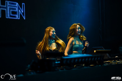 The Chen Sisters at Cove Manila (21)
