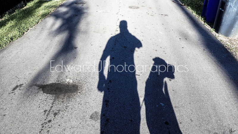 Shadow Dancing With My Best Friend...