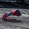Old Street Abandoned Umbrella...