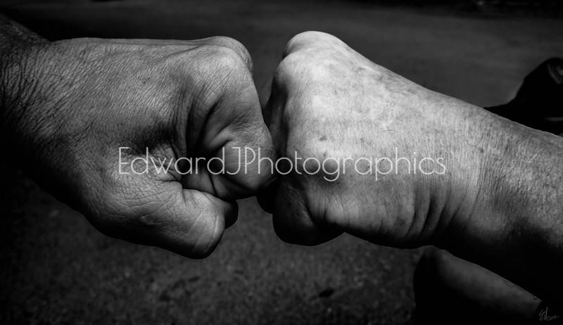 Friendship Fist Bump...