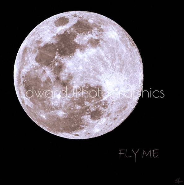 Moonstruck...Fly Me To That Pink Moon