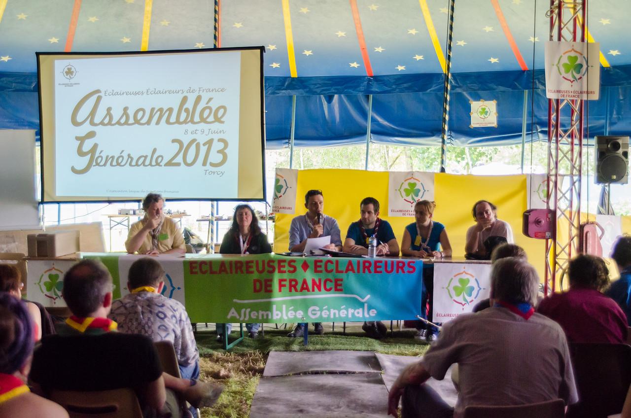 Assemblée générale EEDF 2013