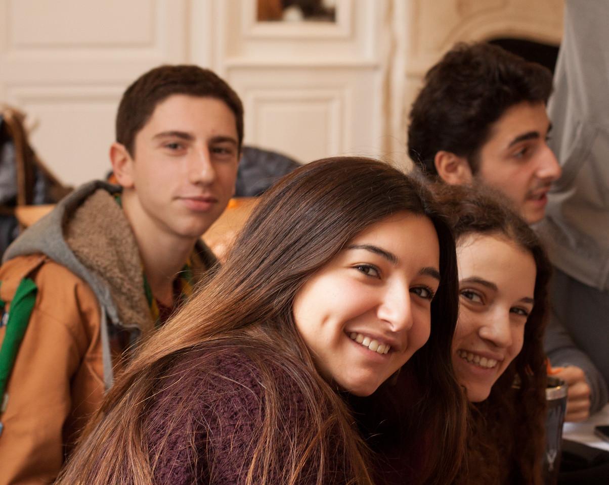 Conseil National EEIF - mardi 23 décembre 2014