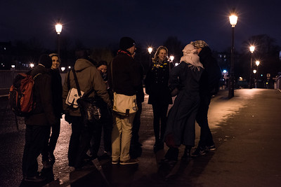De mystérieux émirs dans Paris