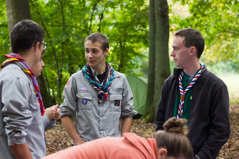 Table ronde Roverway - Scoutisme Français - Scouts et Guides de France