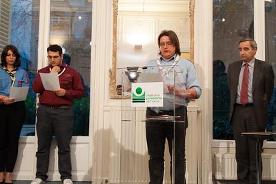 Fédération du scoutisme protestant - 8 mars 2015