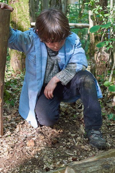 A la découverte d'un ver de terre