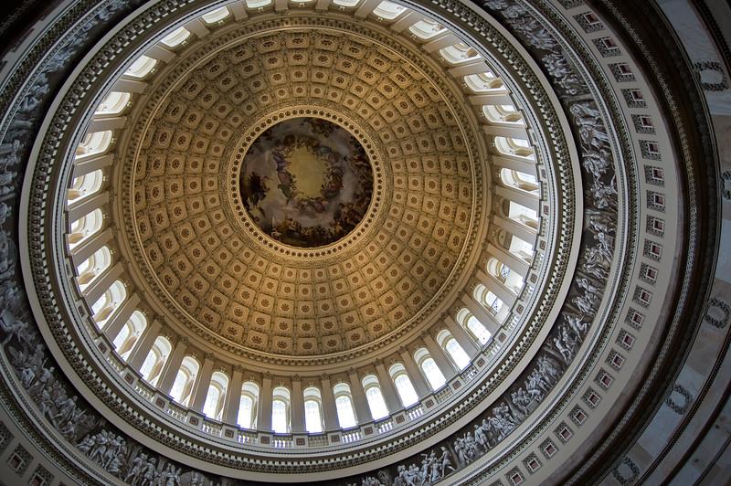 Cúpula del Capitolio