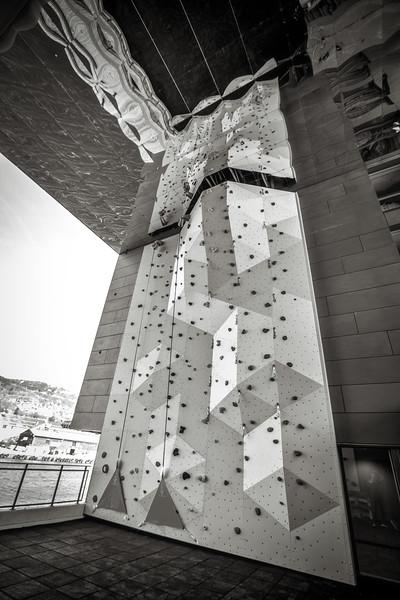 Gratulerer med ny klatrevegg BOB Damsgård