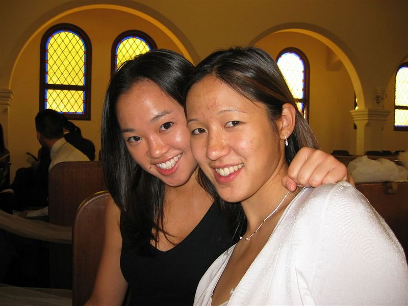 Theresa Ly & Joyce Chan @ Ceremony
