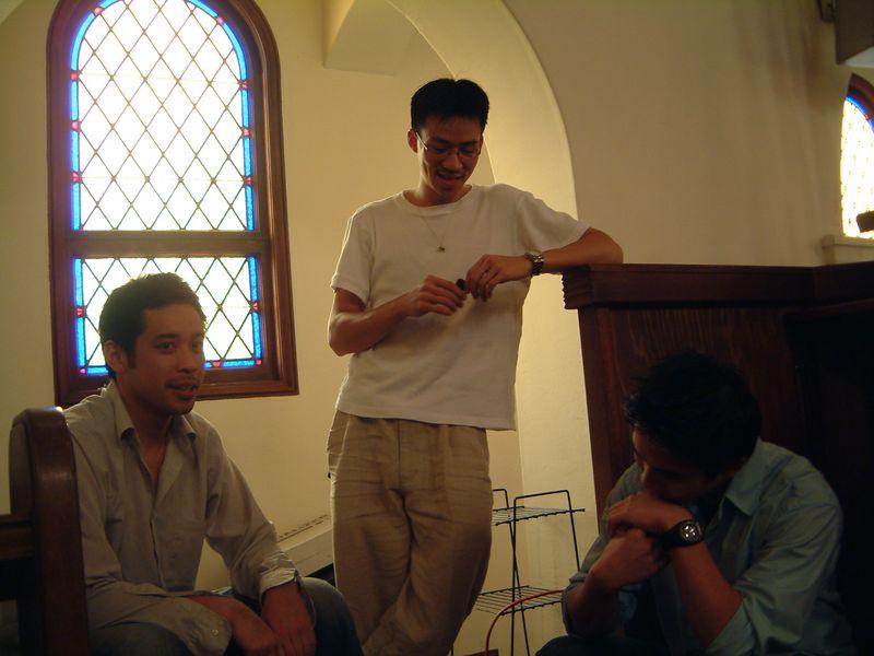 Jason Wu, Ben Yu, & Wei