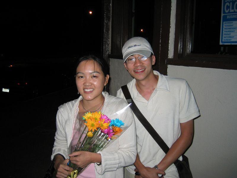 2003 09 05 Friday - Bernice Chen & Ben Yu