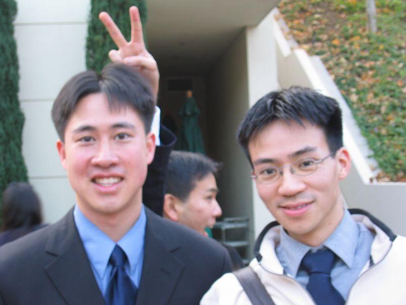 Stephen Chang, Joe Chen's interrupt, & Ben