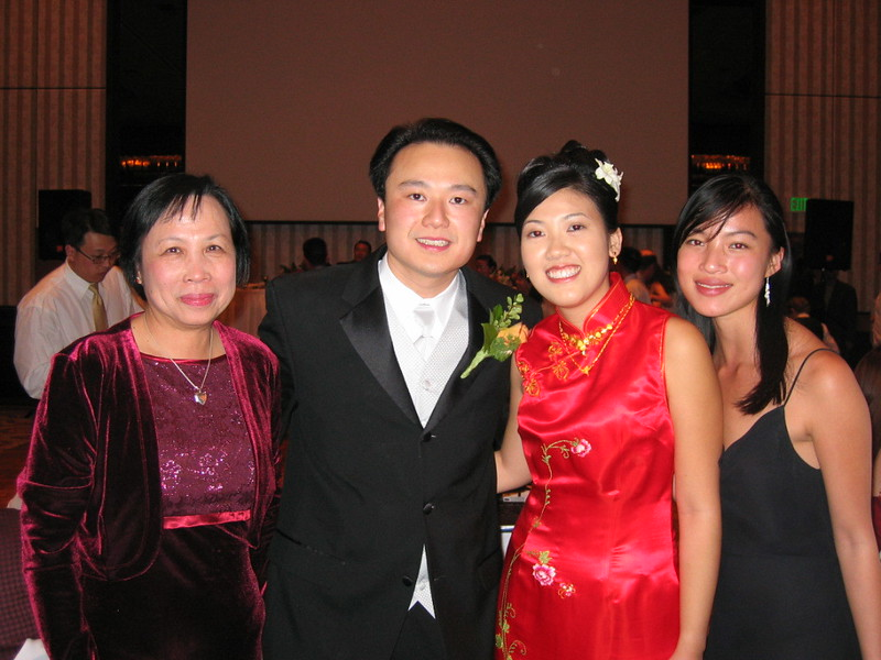 Mike, Natalie, & the Nguyens