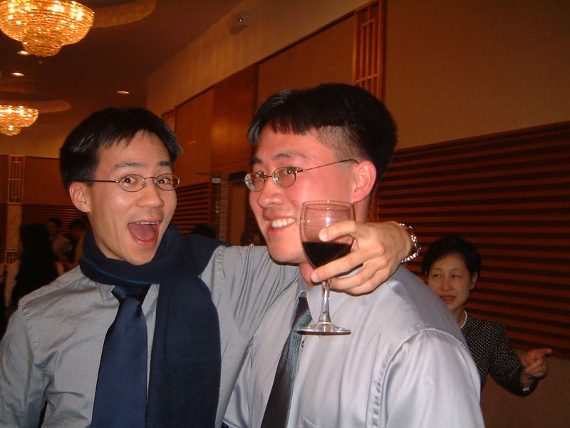 2005 04 23 Saturday - Ben Yu & Stephen Chang - Andy Wu's camera @ Mike & Amy Lee's wedding