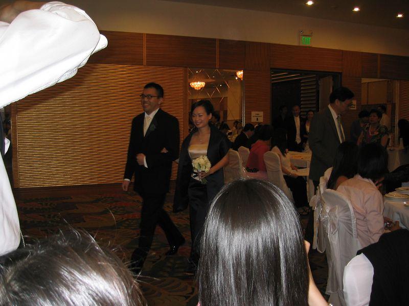 2005 04 23 Saturday - Alice Miyai @ Mike & Amy Lee's wedding