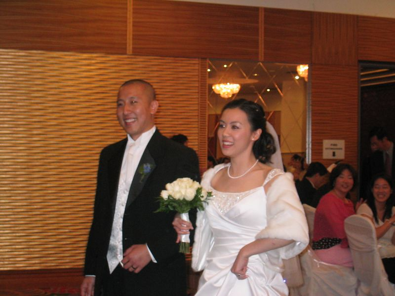 2005 04 23 Saturday - Mike Lee & Amy Lu's wedding