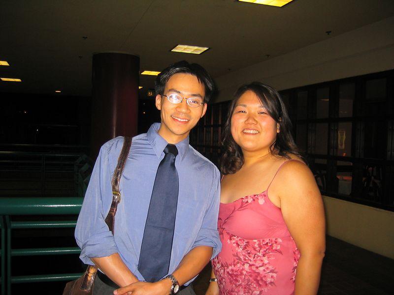 Reception - Wedding singers Ben Yu & Anna Chao