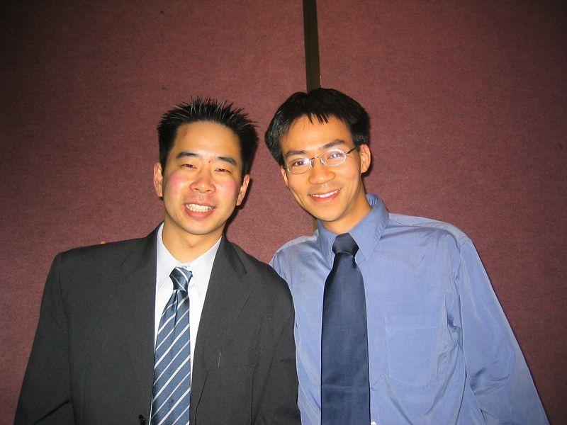 Reception - Henry 'Cheeks' Peng & Ben Yu