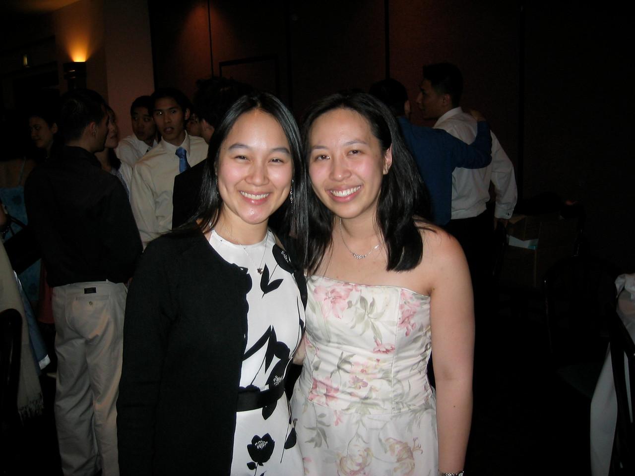 Reception - Melissa Lin & Wenyin Choi