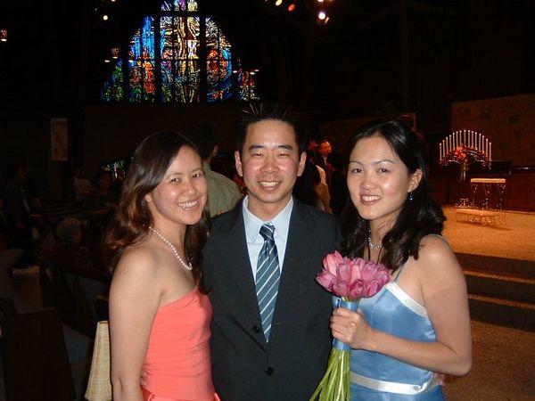 Ceremony - Henry 'Cheeks' Peng, Joanna Chi, & Bernice Chen