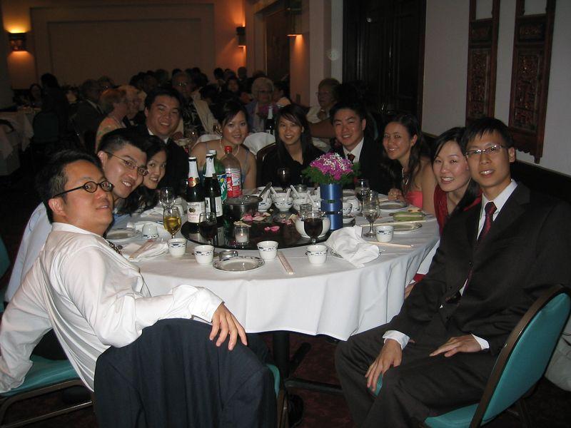 Reception - An EFC-Harvest Table