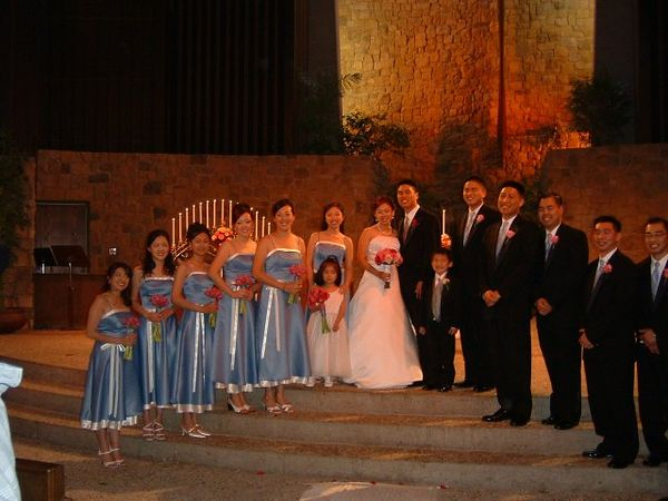 Ceremony - Wedding Party 2